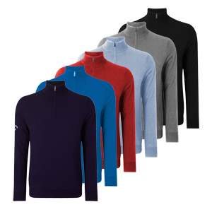 Callaway Windstopper 1/4 Zipped Sweater