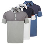 9904 FootJoy Colour Block Stretch Pique